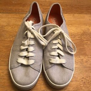Keds Canvas lace up sneakers very good cond Sz 8.5